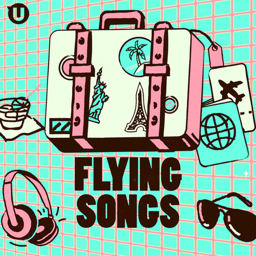 Flying Songs by Various Artists