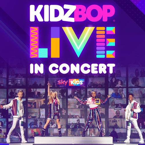 KIDZ BOP Live In Concert de KIDZ BOP Kids