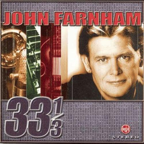 33 1/3 van John Farnham