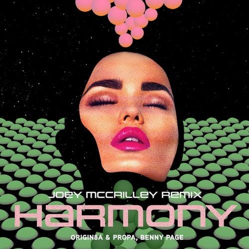 Harmony (Joey McCrilley Remix) by Origin8a