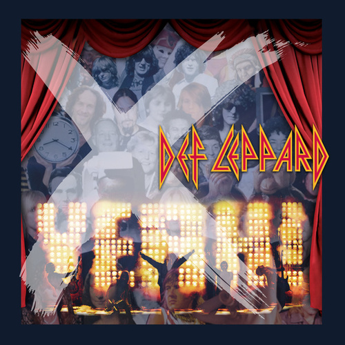 X, Yeah! & Songs From The Sparkle Lounge: Rarities From The Vault by Def Leppard