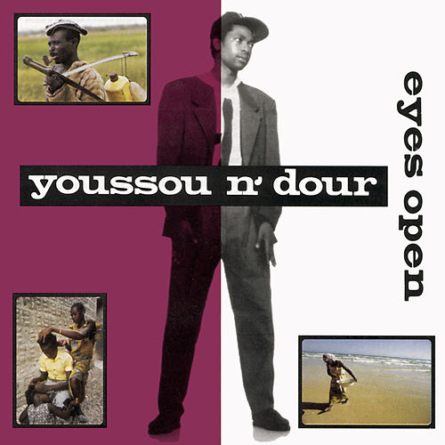 Eyes Open di Youssou N'Dour