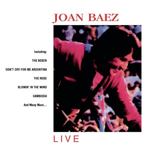 Live de Joan Baez