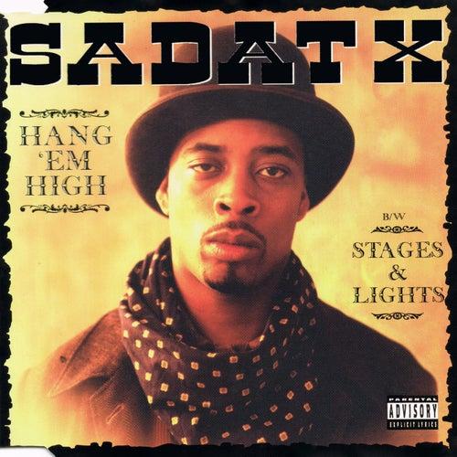 Hang 'Em High de Sadat X