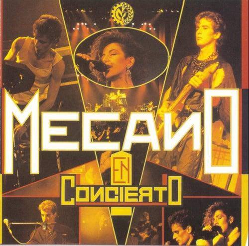 En Concierto by Mecano