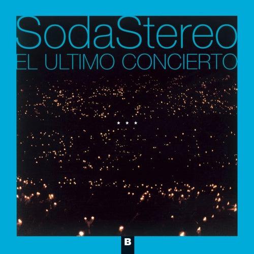 El Ultimo Concierto B de Soda Stereo