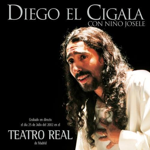Teatro Real von Diego El Cigala