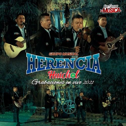 Grabaciones En Vivo 2021 by Herencia Huichol