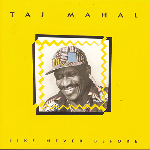 Like Never Before by Taj Mahal