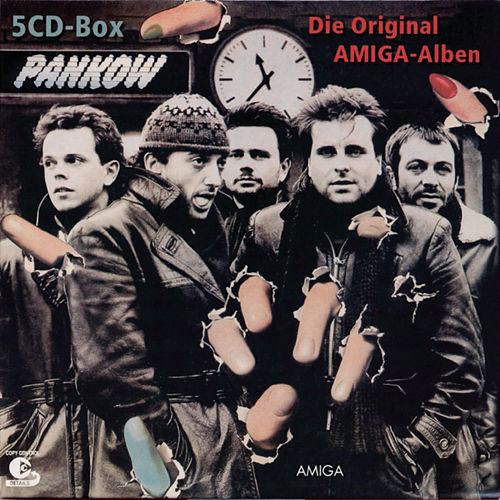 Die Original Amiga Alben von Pankow