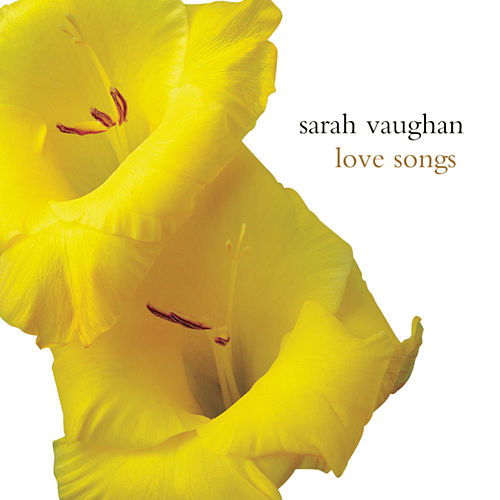 Love Songs de Sarah Vaughan
