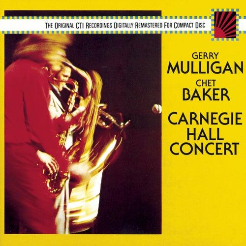 Carnegie Hall Concert de Gerry Mulligan