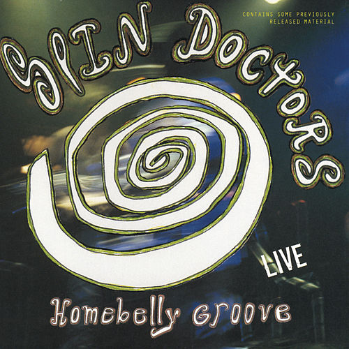 Homebelly Groove de Spin Doctors