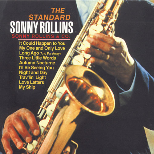 The Standard Sonny Rollins by Sonny Rollins