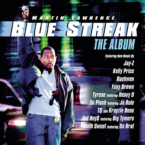Blue Streak - The Album de Blue Streak