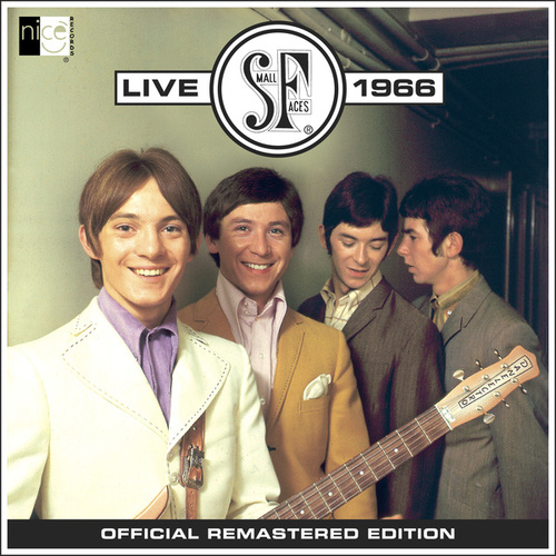 Live 1966 by Small Faces