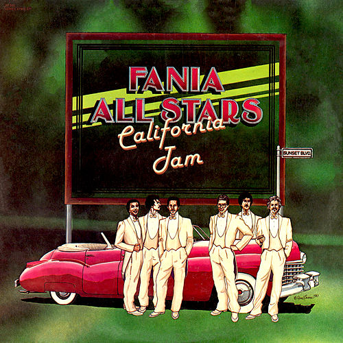 California Jam de Fania All-Stars