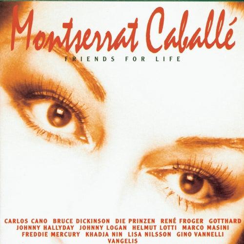 Friends For Life de Montserrat Caballé