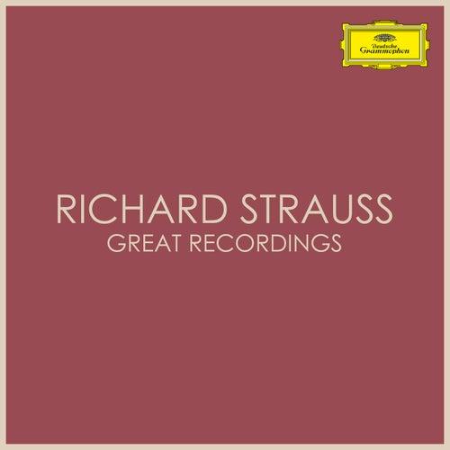 Richard Strauss - Great Recordings by Richard Strauss