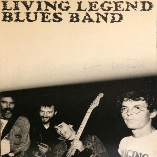 Living Legend Blues Band (Live at The Station Hotel 1984) by Living Legend Blues Band