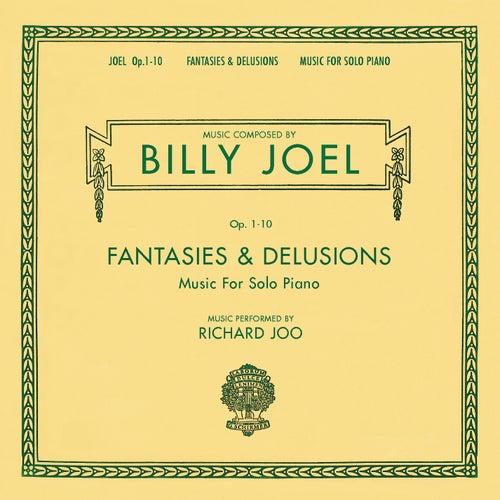 Billy Joel Opus 1-10 Fantasies & Delusions Music for Solo Piano de Richard Joo
