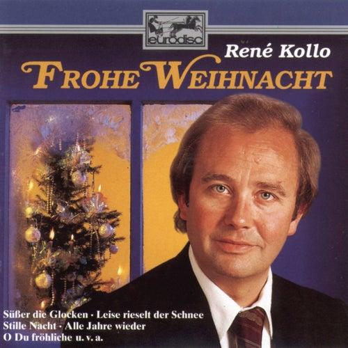 Frohe Weihnacht by René Kollo