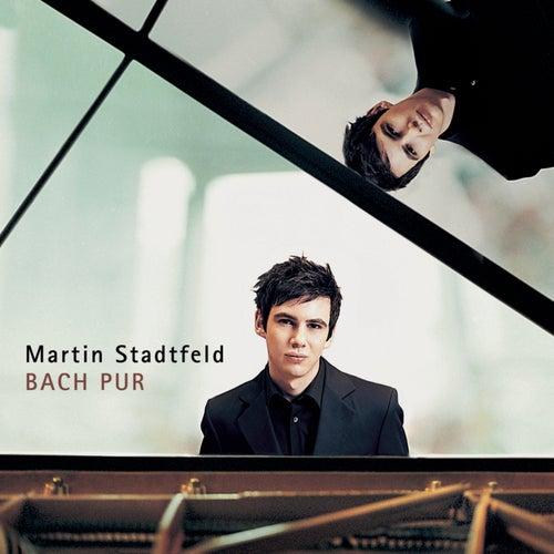 Bach Pur von Martin Stadtfeld