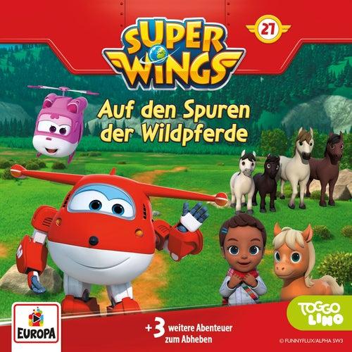 027/Auf den Spuren der Wildpferde von Super Wings