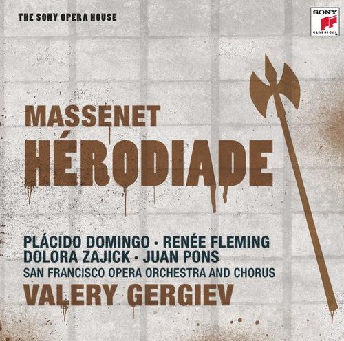 Massenet: Herodiade by Placido Domingo