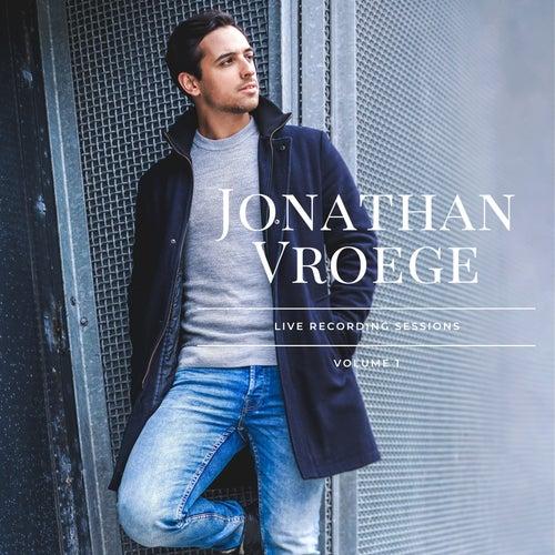 Live Recording Sessions Vol. 1 (Live) fra Jonathan Vroege