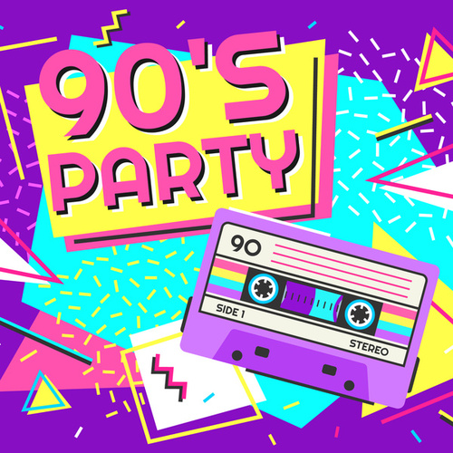90's Retro Party fra Various Artists