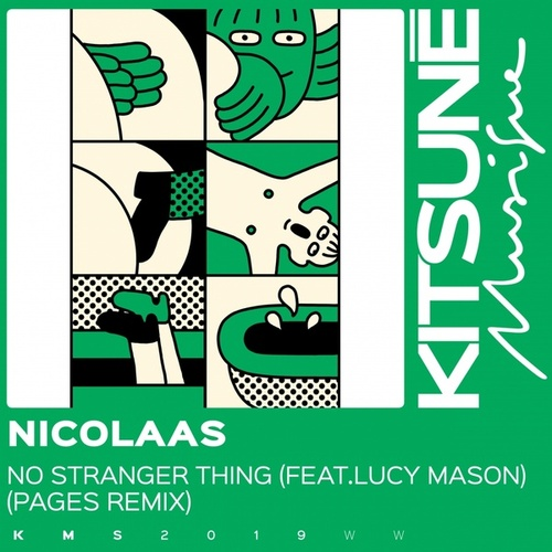 No Stranger Thing (Pages Remix) de Nicolaas