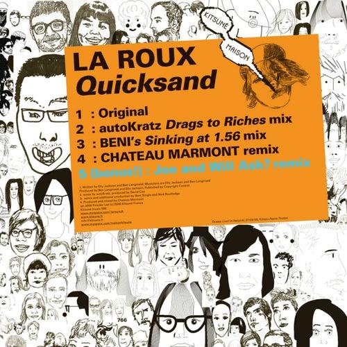 Kitsuné: Quicksand (Bonus Track Version) de La Roux