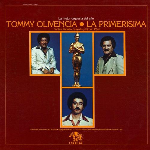 La Primerísima de Tommy Olivencia