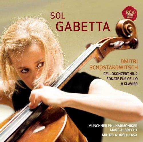 Schostakowitsch Cellokonzert Nr. 2/Sonate von Sol Gabetta