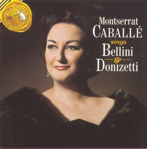 Caballé Sings Bellini & Donizetti de Montserrat Caballé