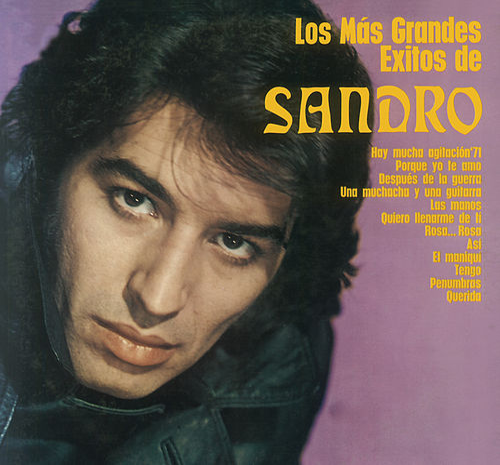 Los Más Grandes Éxitos De Sandro de Sandro