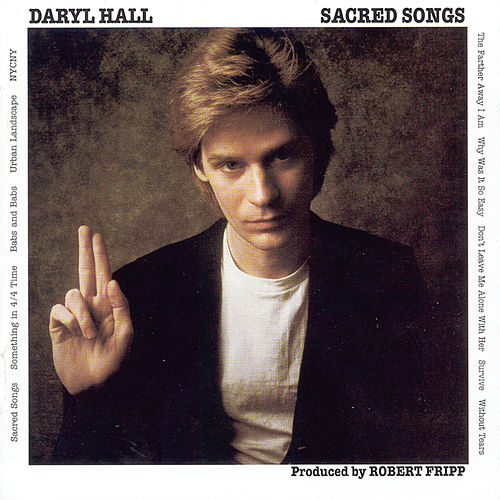 Sacred Songs von Daryl Hall
