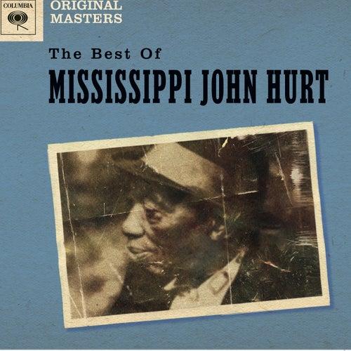 Columbia Original Masters de Mississippi John Hurt