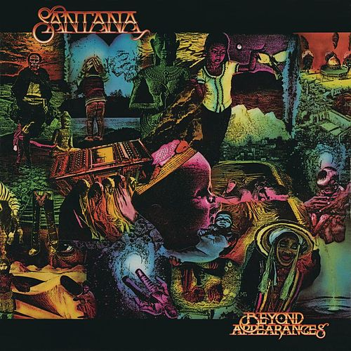 Beyond Appearances de Santana