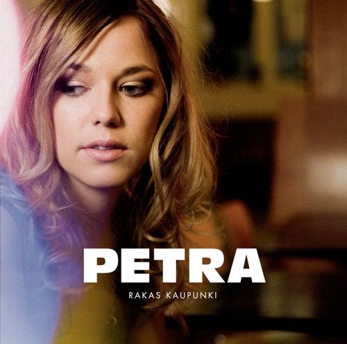 Rakas kaupunki de Petra