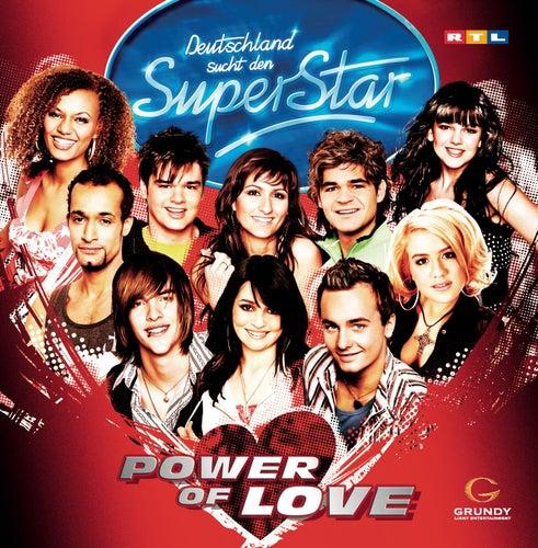 Power Of Love von Deutschland sucht den Superstar