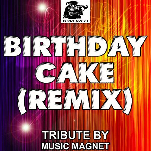Brilliant Birthday Cake Remix Tribute To Rihanna And Chris By Music Personalised Birthday Cards Veneteletsinfo