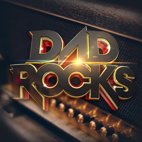 Dad Rocks de Various Artists