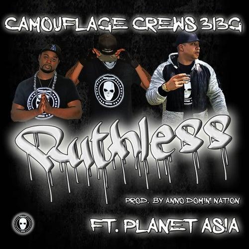 Ruthless (feat. Planet Asia) von Camouflage Crews