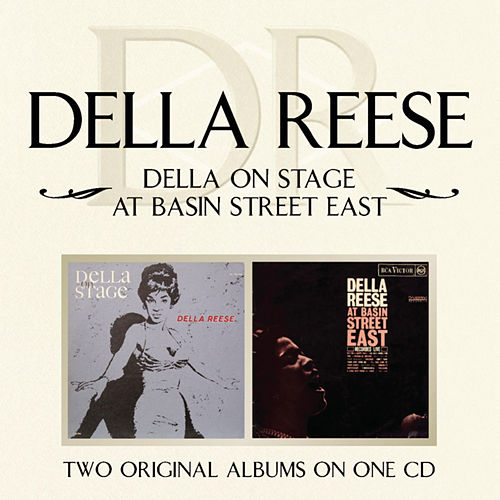 On Stage/ At Basin St East von Della Reese