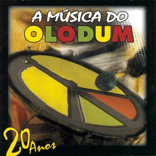 A Música Do Olodum - 20 Anos de Olodum