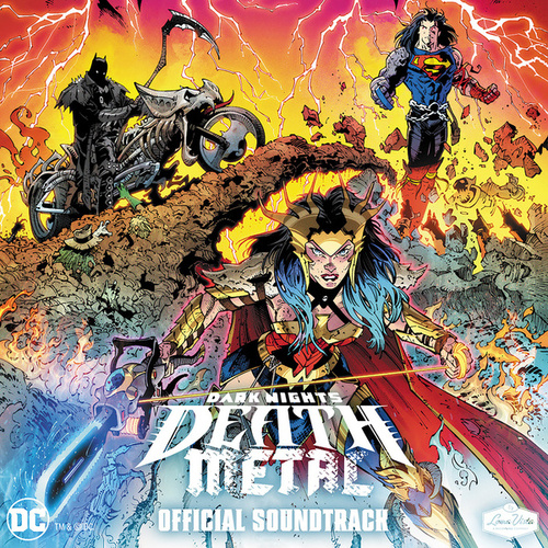 Dark Nights: Death Metal Soundtrack by Various Artists