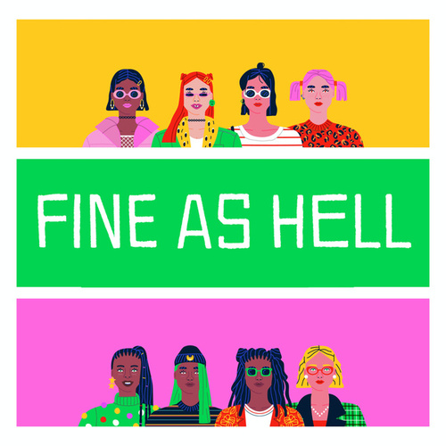Fine As Hell by Various Artists