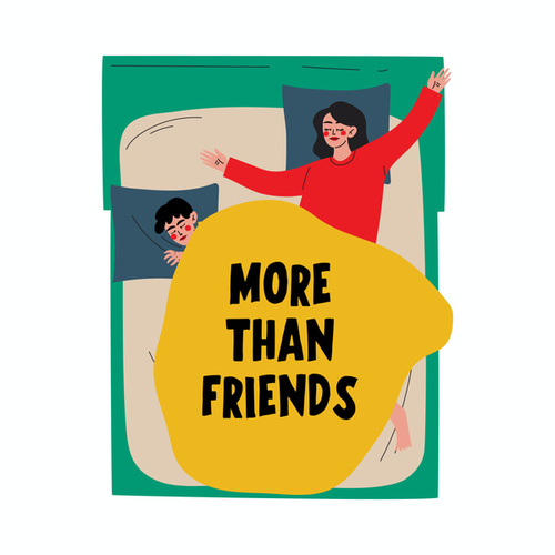 More Than Friends by Various Artists